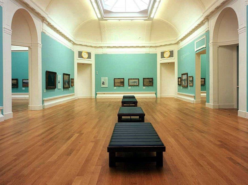 National Galleries Scotland flooring fitted by McKay Flooring