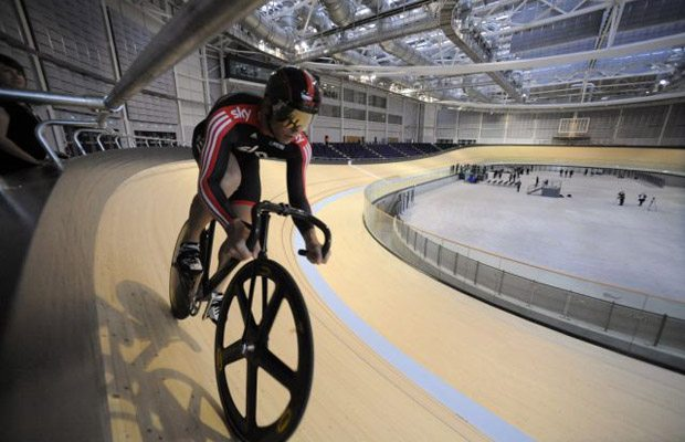 McKay Flooring were the contractors at the Sir Chris Hoy Velodrome