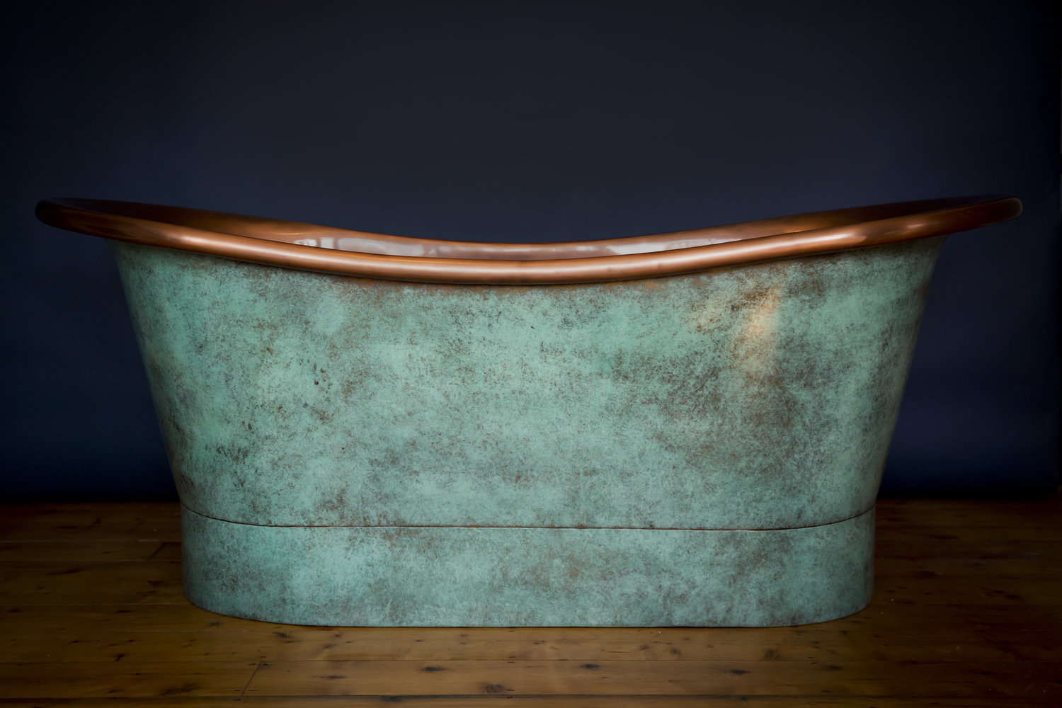 Copper Baths tub